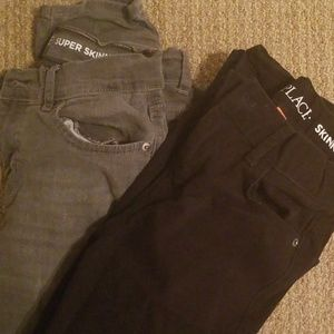 2-Pair of Children's Place Jeans for $6